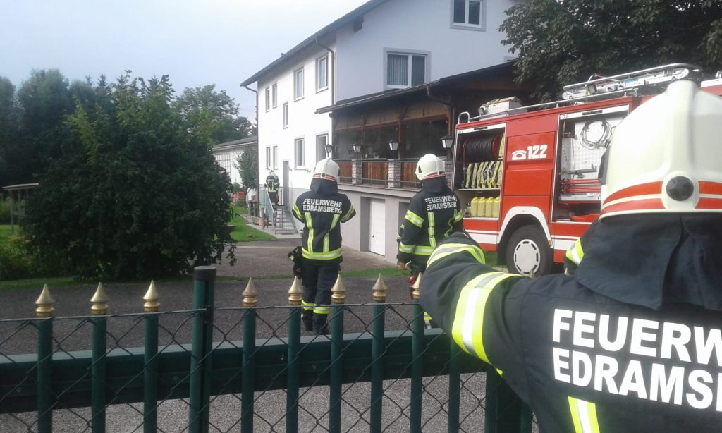 +++Brandverdacht in Mühlbach+++