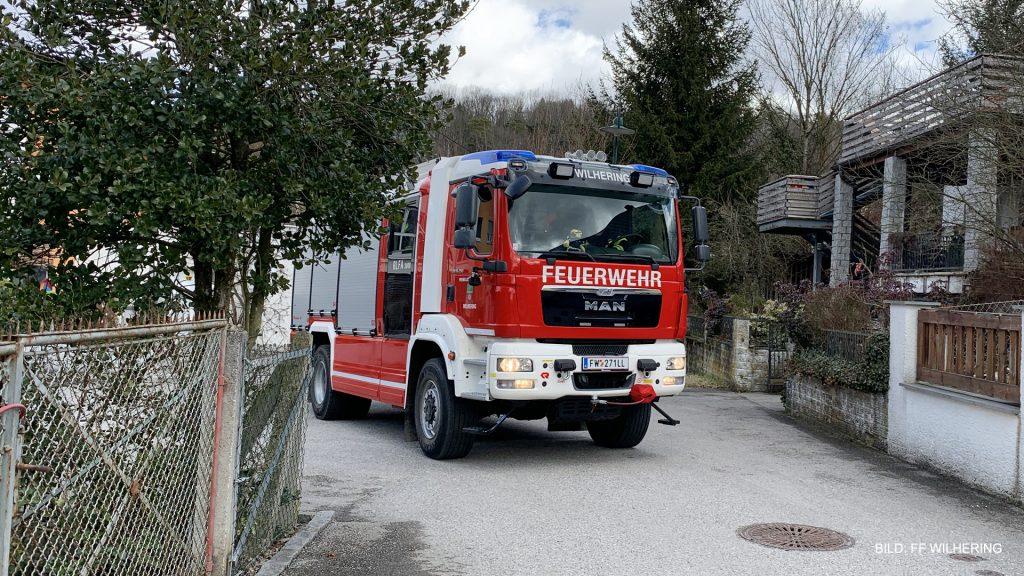 +++Türöffnung mit Unfallverdacht in Edramsberg+++