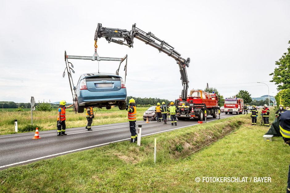 +++Fahrzeugbergung und Wasserschaden+++
